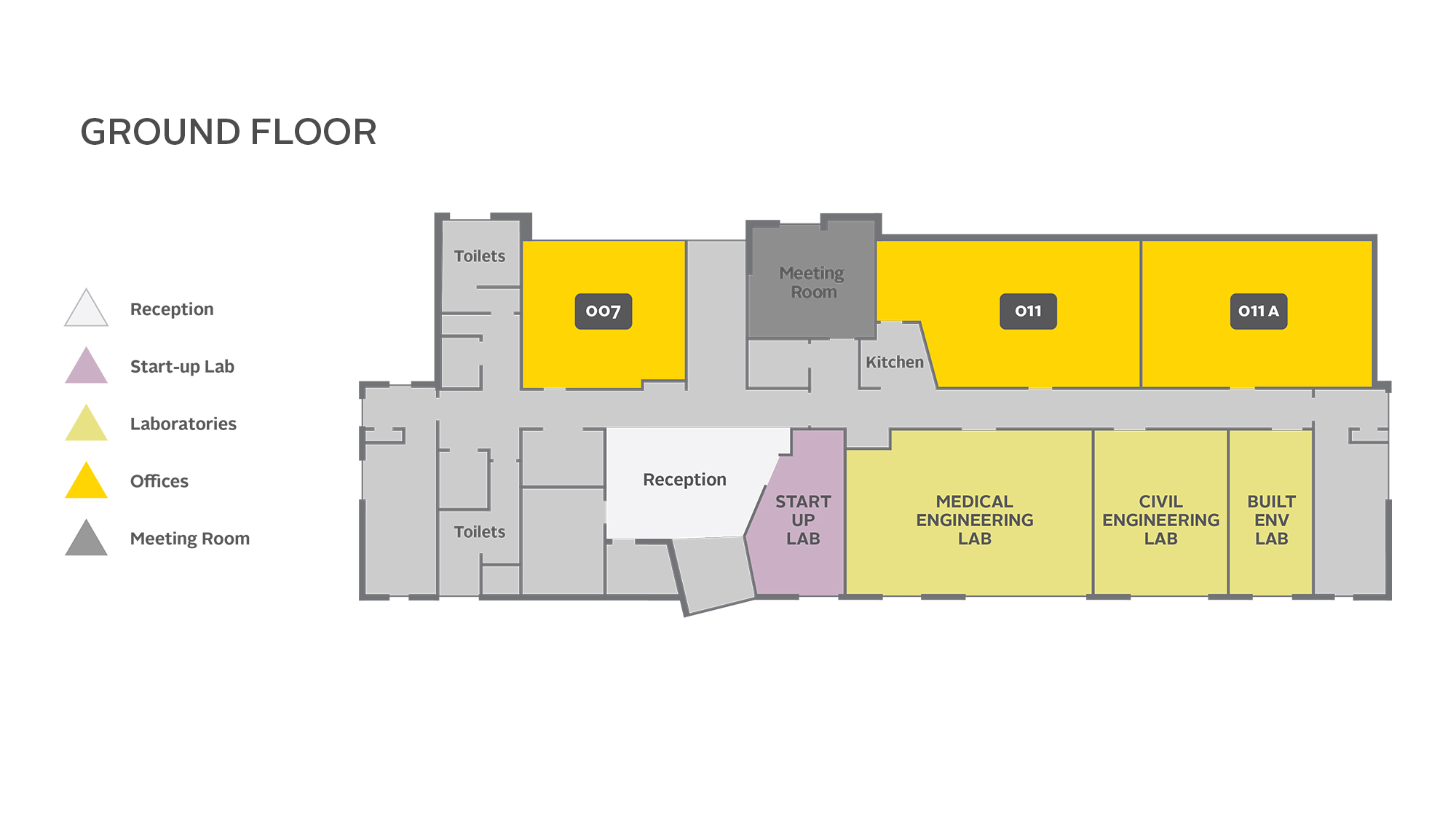 Graphic of Arise Chelmsford ground floor floor plan