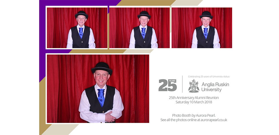 Alan Pamphilon photo booth