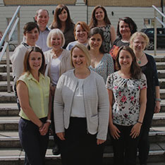 The Employability Service team