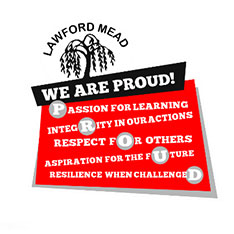 Lawford Mead logo