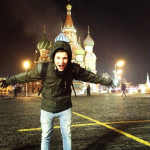 Jared in Moscow