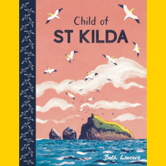 Cover of 'Child of St Kilda' by Beth Waters