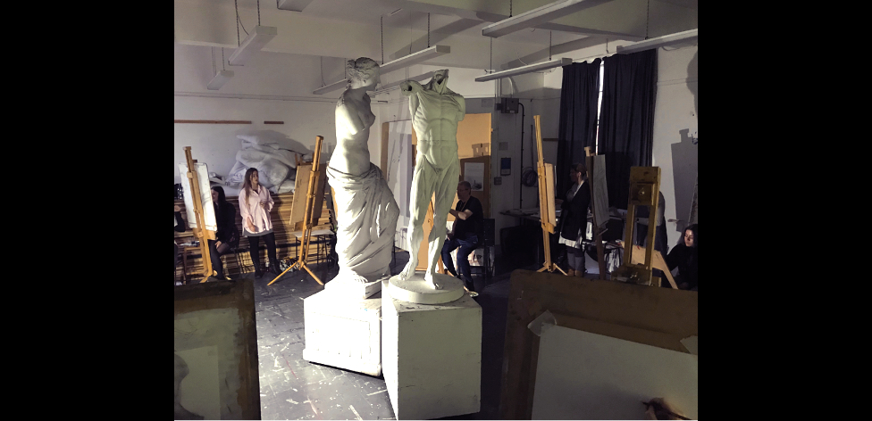 Life Drawing Room