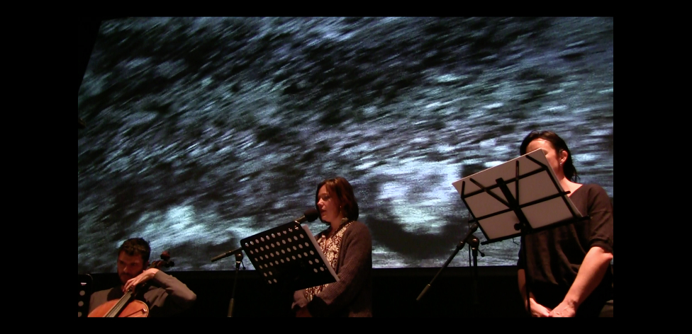 Recitativo Clouds and Noise, Plymouth Art Weekender 2018