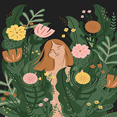 Lizzie Knott Illustration