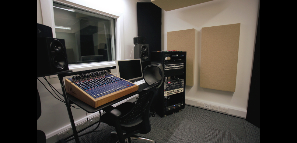 Recording Studio 1 at Compass House