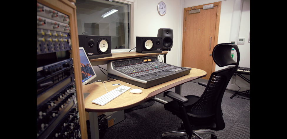Recording Studio 3 at Compass House