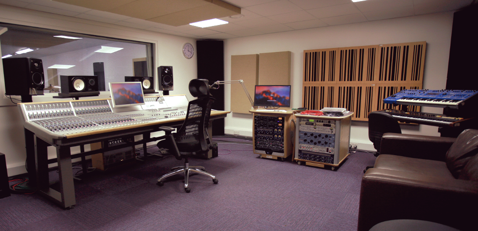 Recording Studio 5 at Compass House