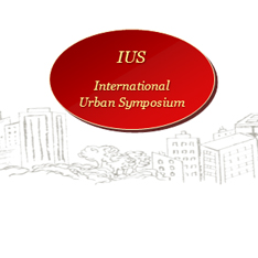 International Urban Symposium Logo