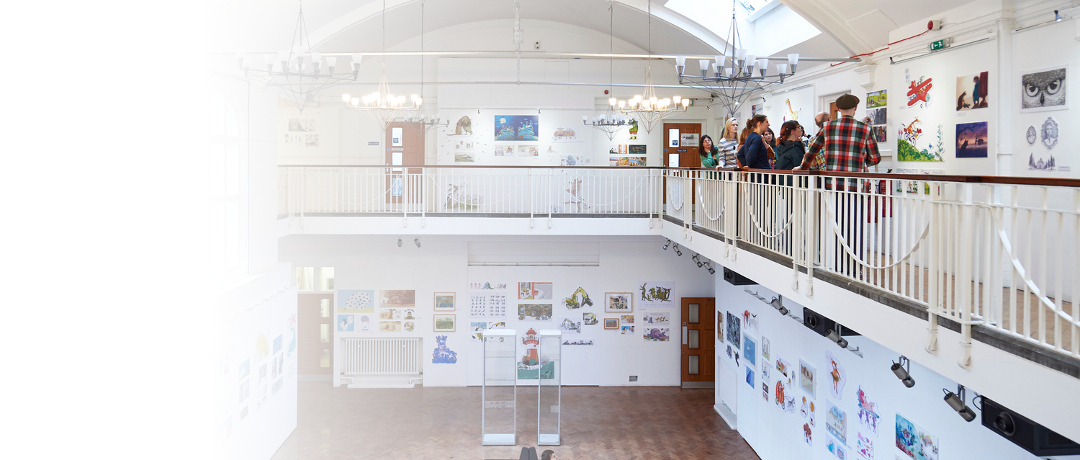 Ruskin Gallery banner image