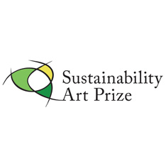 Logo for Sustainability Art Prize