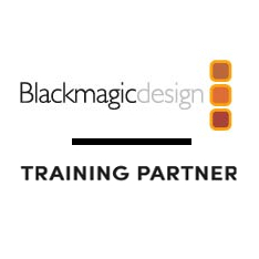 Black Magic Design Training Partner logo