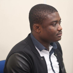 Johnpaul Ogbonna Mbutor, Doctoral Researcher with Cambridge School of Art