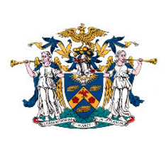 Worshipful Company of Stationers crest