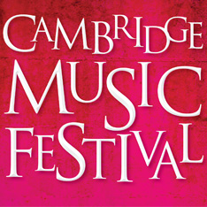Cambridge Music Festival Logo