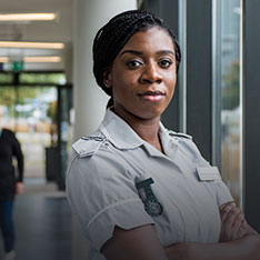 Student nurse at Anglia Ruskin University
