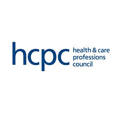 HCPC - Health & Care Professions Council logo