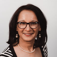 Head shot of Professor Shahina Pardhan, Director of Vision and Eye Research Institute (VERI), School of Medicine, Anglia Ruskin University, Cambridge