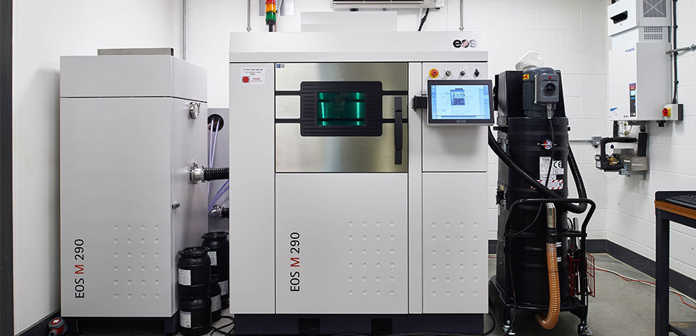 EOS-M290 Metal Sintering Machine