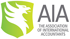 Association of International Accountants logo
