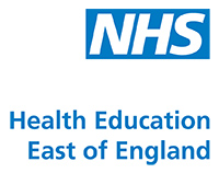 NHS Health Education East of England logo