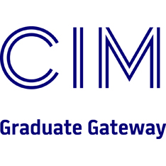 Chartered Institute of Marketing Graduate Gateway logo