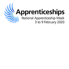 National Apprenticeship Week 2020 logo
