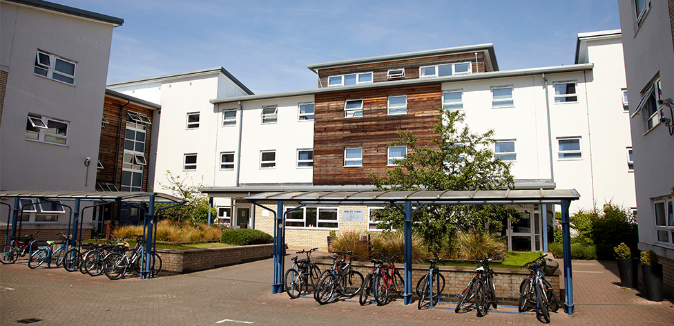 Sedley Court in Cambridge is available exclusively to Anglia Ruskin students