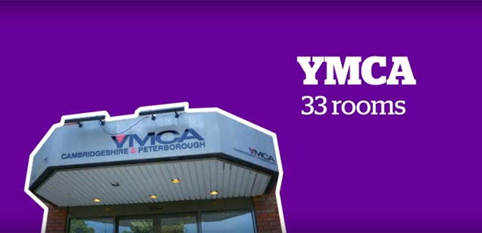 Cambridge YMCA reserves two floors exclusively for Anglia Ruskin students
