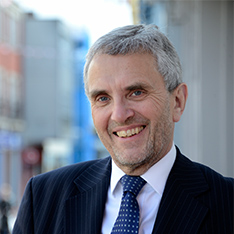 Chair of the Policing Institute for the Eastern Region, Nick Alston