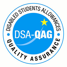 Disabled Students Allowances logo