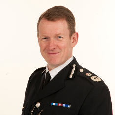 Chief Constable Stephen Kavanagh