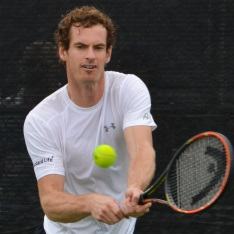 Andy Murray (photograph by Carine06/Flickr)