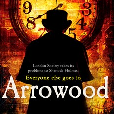 Cover of the book 'Arrowood'