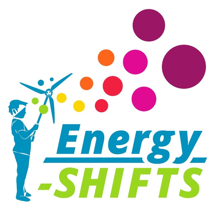Logo for the Energy SHIFTS project