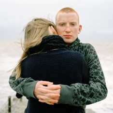 Photograph of a couple by Laura Pannack