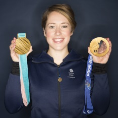 Lizzy Yarnold (credit Alex Livesey)