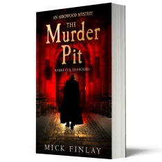 Cover of The Murder Pit by Mick Finlay