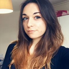 Anglia Ruskin student and blogger Emily