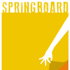 Springboard 2018 event poster