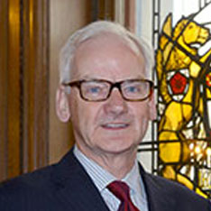 The president of the Law Society of England and Wales