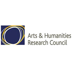 Logo for the Arts & Humanities Research Council