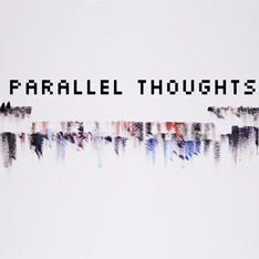 Parallel Thoughts exhibition logo