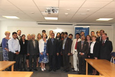 India Bar Council visit to Anglia Law School