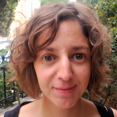 vasiliki Papoutsi, Doctoral Researcher with Cambridge School of Art