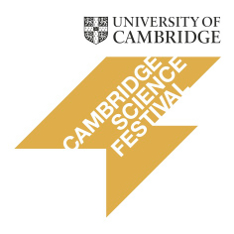Cambridge Science Festival 2016 logo