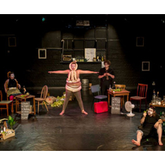 Ducks and Rabbits Theatre Company in Anglia Ruskin