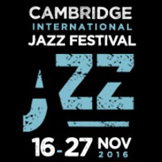 Cambridge Jazz Festival 2016 logo
