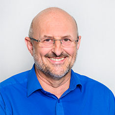 Head shot of Andy Simpson (Practice Learning Co-ordinator for the School of Education and Social Care at Anglia Ruskin University)