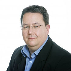 Head shot of Leslie Gelling (Reader in Research Ethics at Anglia Ruskin University)